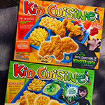 Halloween Kid Cuisine: 2015 Edition!