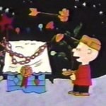 The 1987 Broadcast of A Charlie Brown Xmas.