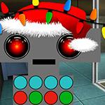Dino Drac's Magical Christmas Robot!