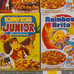 Breakfast Cereals from the 1980s.