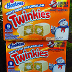 Stay Puft Marshmallow Twinkies!