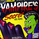 Vampire's Secret Ice Pops!
