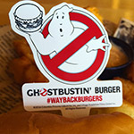 The Official Ghostbusters Burger?!