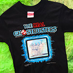 The Ghostbusters Cereal Hologram Shirt!