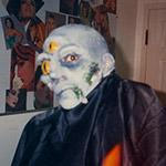The Scary Halloween Photo.