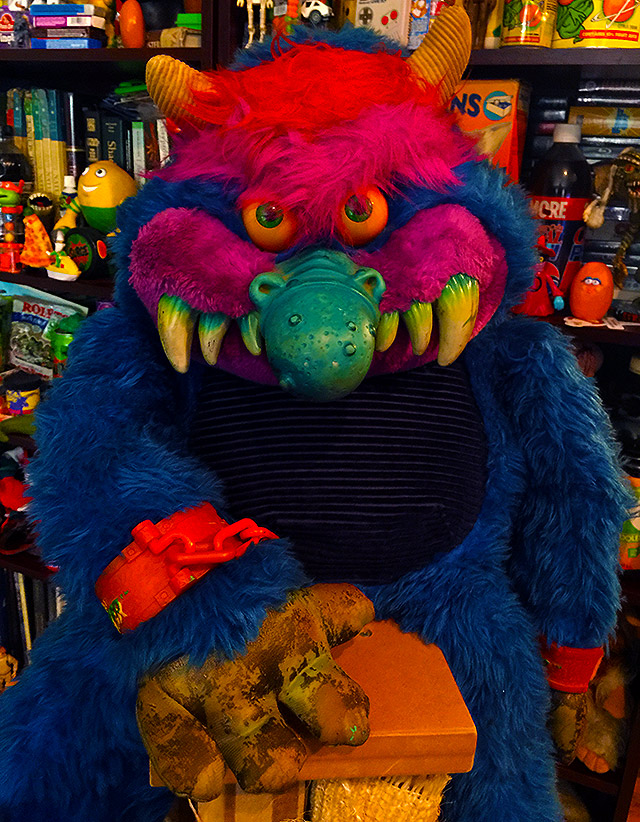 My Pet Monster Dinosaur Dracula