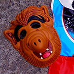 My ALF Halloween Costume Story.