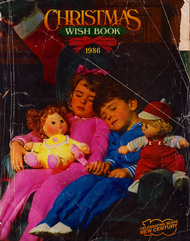 a03e2be42 Highlights from the 1986 Sears Wish Book!