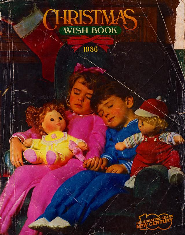 Highlights from the 1986 Sears Wish Book! | Dinosaur Dracula!