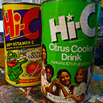 Before Ecto Cooler, there was Hi-C Citrus Cooler.