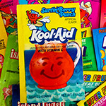 Surfin' Berry Punch Kool-Aid, from 1987!