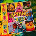 Highlights from TRU's 1995 Spring Catalog!
