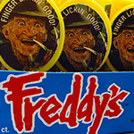 Freddy Krueger's Bubble Gum?!