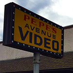Video Store Adventure #6: Pepe's Video!