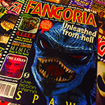 1990s Ads from Fangoria Magazine!
