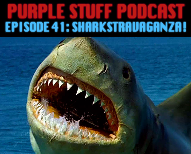 The Purple Stuff S Sharkstravaganza