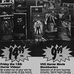 Old Halloween Newspaper Ads, #3!