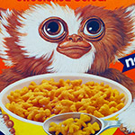 Opening a box of Gremlins Cereal from 1984!