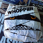 The Halloween Whopper: Two Years Later.