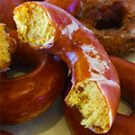 Purple Stuff: Pumpkin Spice Donuts at Krispy Kreme!