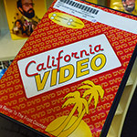 Video Store Adventure #7: California Video!
