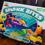6 Fun Facts about Shark Bites Fruit Snacks!