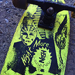 "The 1986 Nash ""Nightmare"" Skateboard!"
