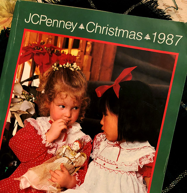 Christmas Catalogs.Toys From The 87 Jcpenney Xmas Catalog Dinosaur Dracula