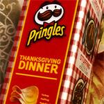 Pringles Thanksgiving Dinner!