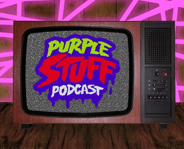 Purple Stuff: More TV Theme Songs! | Dinosaur Dracula!