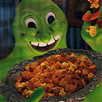 Halloween Chex Mix Recipe!