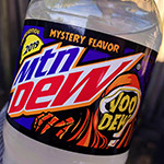 Mountain Dew VOODEW Halloween Soda Review!