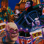 Purple Stuff Podcast: Universal Monsters!